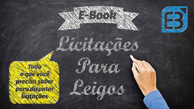 Licitações para Leigos ebook